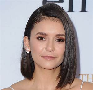 Color us impressed — Nina Dobrev is a pro at applying ...