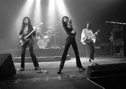 Queen Heart Tour Attack Sheer Band 70s