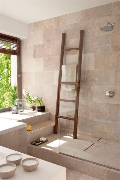 Badezimmer Fliesen Natur by 15 Beispiele F 252 R Moderne Badgestaltung Mit Glas Dusche