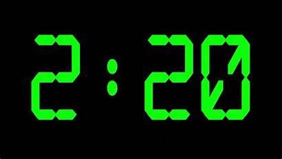 Countdown Minutes Digital Minute Down Clock Count