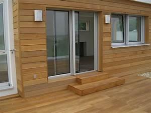 Holzverkleidung Fassade Arten : holzterrasse und erfahrung mit der holzterrasse zeigt das ~ Lizthompson.info Haus und Dekorationen