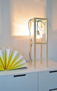 Lampe Dimmbar Machen : diy lampe tischleuchte selber machen ich designer ~ Markanthonyermac.com Haus und Dekorationen
