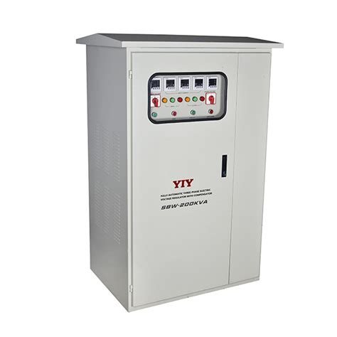 Sbw Outside Series Three Phase Automatic Voltage