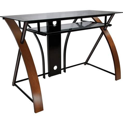 bell o computer desk bell 39 o computer desk with curved wood sides cd8841 b h photo