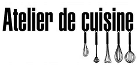 logo chef de cuisine les ateliers cuisine reviennent marché nature