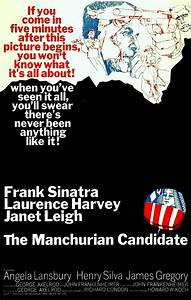 The Manchurian Candidate (1962) | Celluloid Paradiso