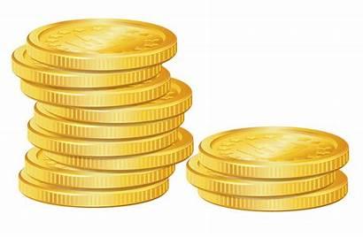 Coins Transparent Pile Format