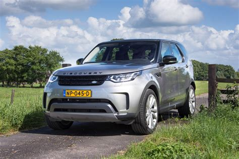 test land rover discovery review fotos video