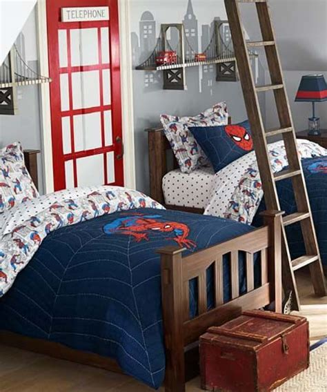 spiderman bedding spiderman quilts duvet covers boy
