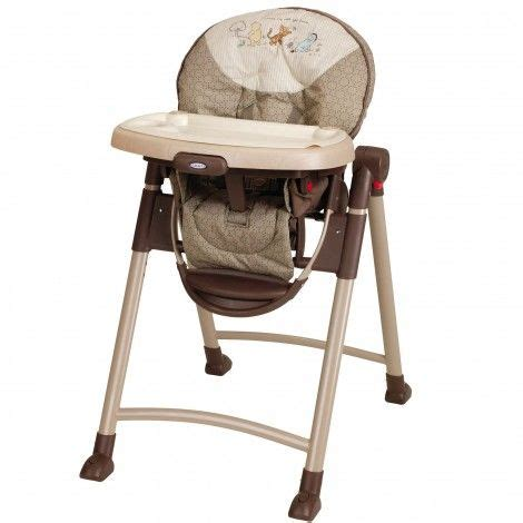 Graco Mealtime High Chair Replacement Cover by Classic Pooh Contempo Highchair By Graco So