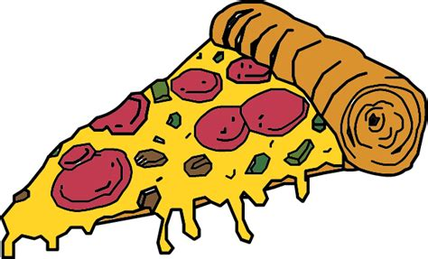 Animated Pizza Clipart