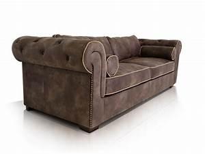 Sofa Grau 3 Sitzer : walstar sofa 3 sitzer grau braun ~ Eleganceandgraceweddings.com Haus und Dekorationen