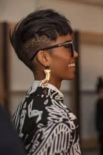 black hairstyles  undercut magazine