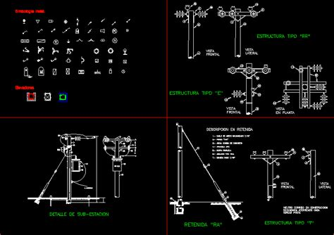 lights dwg block for autocad designs cad