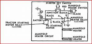 Diagram  Ford 801 Diesel Tractor Wiring Diagram Full