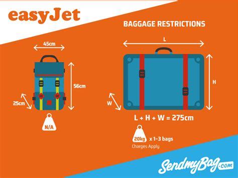 easyjet  baggage allowance  hand luggage hold
