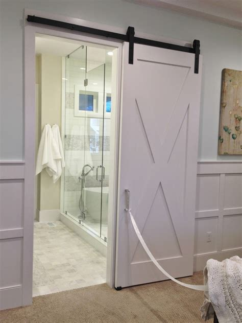 barn shower door awesome sliding barn door ideas to include in your home