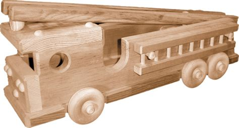 wooden wooden toy fire truck plans  plans