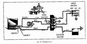 Ignition Switch Wiring Diagram For 1968 Gto