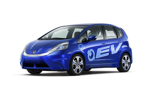 Top Ev Cars by 2011 Honda Fit Ev Concept Top Speed