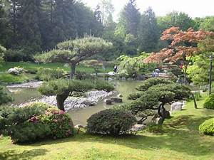 Japanese Garden in Washington Park