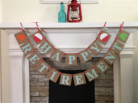 If you've been learning or working remotely. HAPPY RETIREMENT Banner Retirement Party Decorations Banner | Etsy