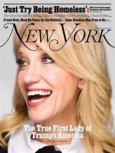 Kellyanne Conway on the Cover of 'New York' Magazine ...