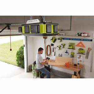 Ryobi Bluetooth Speaker Accessory For Garage Door Opener