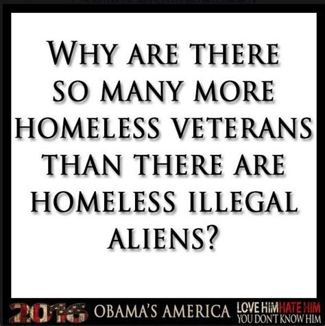 Homeless Veterans Quotes