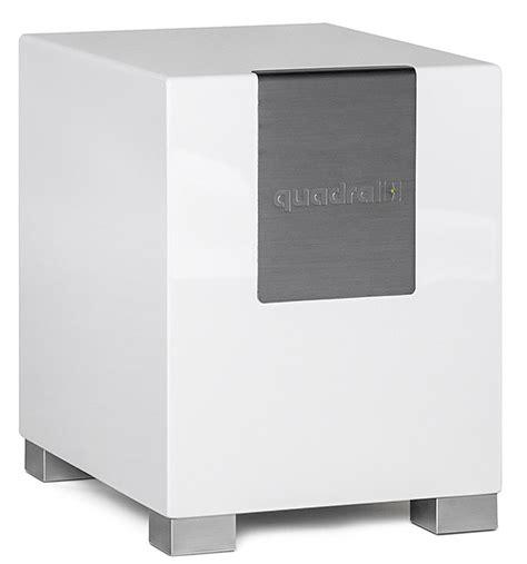 csmusiksysteme gmbh quadral qube 10 weiss b ware hifi