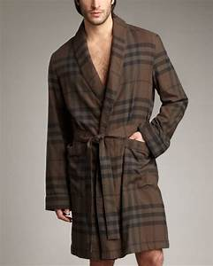 burberry check flannel robe With robe bébé burberry