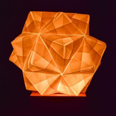 abat jour origami abat jour origami oeuvre d en papier pour votre plaisir