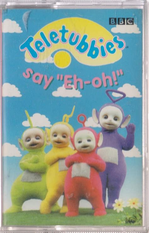 """TELETUBBIES SAY """"EH-OH"""" CASSETTE MAXI - SINGLE UPC"""