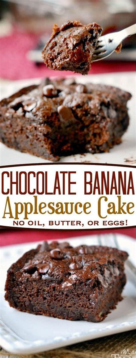 ideas  applesauce banana bread  pinterest