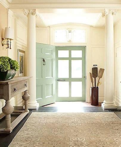 mint green doors front door freak
