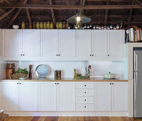 antique white kitchen doors  panels kaboodle kitchen