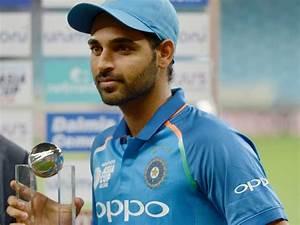 Bhuvneshwar Kumar Praises India's Bowling Unit After Asia ...  Bhuvneshwar