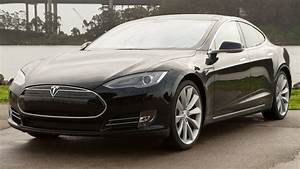 2012 Tesla Model S  Beauty And The Tablet  Pictures