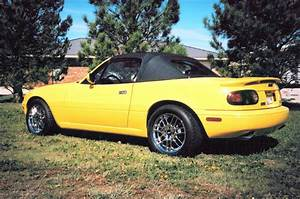 1991 Mazda Miata Ford Powered Custom Roadster