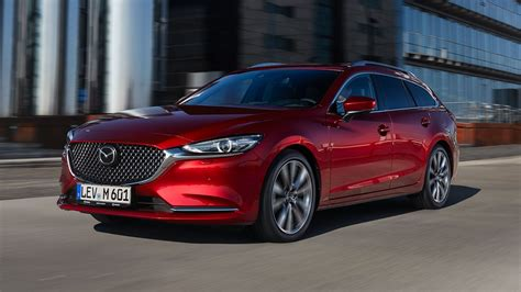 2018 Mazda6 Wagon Makes Modest Debut In Geneva