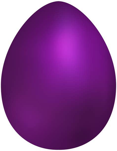 Easter Egg Clipart Purple Easter Egg Png Clip