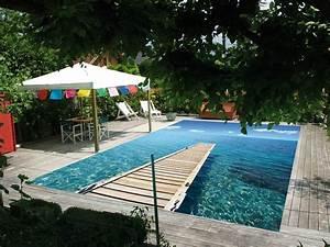 Bache D Hivernage Piscine : bache piscine design ~ Melissatoandfro.com Idées de Décoration