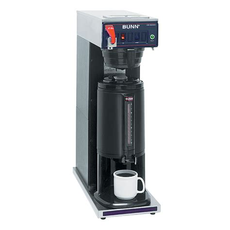 Listen to the best coffee hour shows. Bunn Coffee Brewer Automatic Thermal Server CWTF15TS | Whitebird