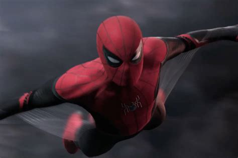 spider man   homes  trailer  include