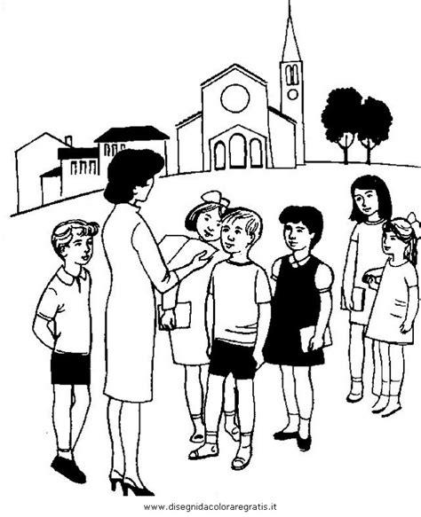 disegni oratorio da colorare disegno catechismo 3 categoria religione da colorare