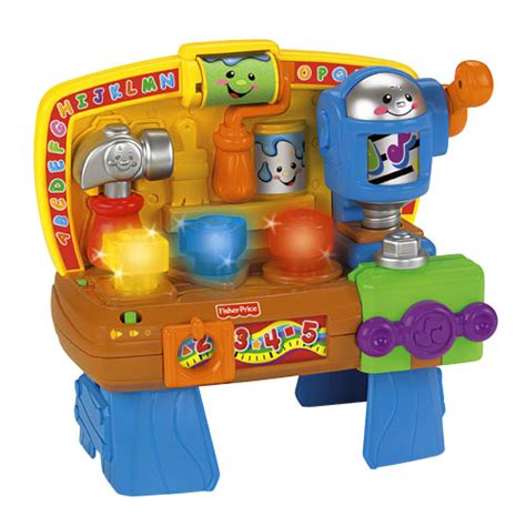 fisher price tool bench laugh learn learning workbench