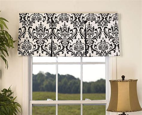 Curtain Valance Styles by 15 Different Valance Designs Home Design Lover