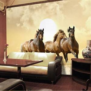 Online Buy Wholesale horse wallpaper from China horse ...