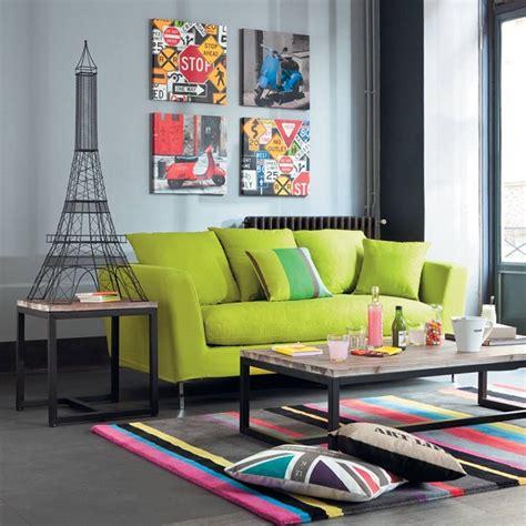 Colorful Interior Design by Colorful Living Room Interior Decor Ideas Home Design