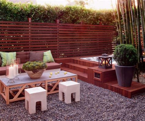 outdoor spa ideas 20 landscaping outdoor spa design ideas you must see style motivation